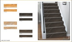 Vitrified Step & Riser Tile