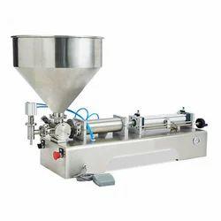 Automatic Single Head Cream Filling Machine Model-RCF-30