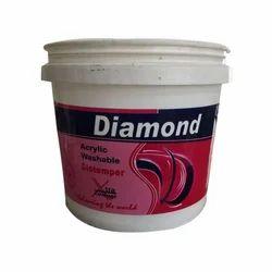 Diamond Acrylic Washable Distemper