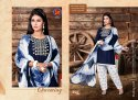 Lizi-Rimple-TC Rayon Ready Made Salwar Suits