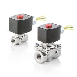 Furnace Oil Solenoid Valves