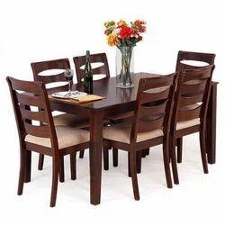 Teak Wooden Dining Table  sc 1 st  IndiaMART & Wooden Dining Table Set in Coimbatore Tamil Nadu | Wooden Dining ...