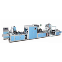 Kamsonic Automatic Non-woven Fabric Bag Making Machine With Online Loop Handle