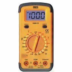 63 Meco Digital Multimeter