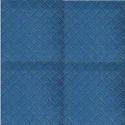Chequered Ocean Blue Vinyl Flooring