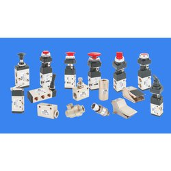 Pneumatic Solenoid, Air Pilot And Mechanical Valves, Packaging Type: Box