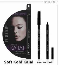 Swiss Beauty Soft Kohl Kajal Eyeliner Pencil SB-E1