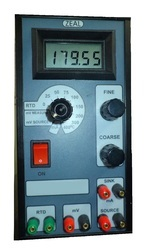 Battery Operated mV/mA/RTD Calibrator