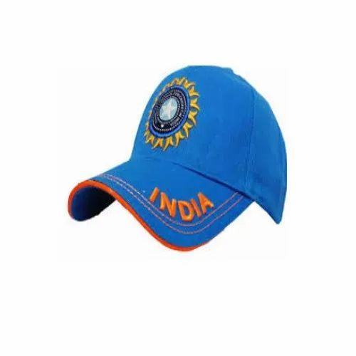 Blue Head Cap