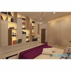 Bedroom Interior Bed Room Designing Service, Wood Work & Furniture