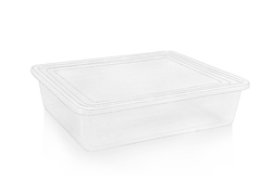 Rectangle Plastic Container