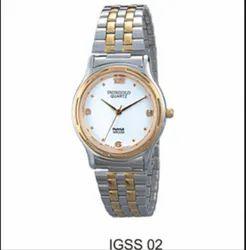 Silver Titan IGSS 02 WD Watch