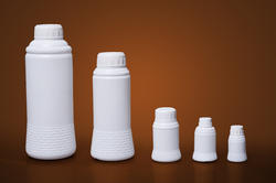 Corogen Shape HDPE Bottle
