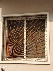 MS Grill Window