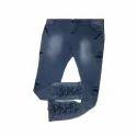 Denim Ladies Ripped Trendy Jeans