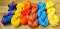 Wool Dyeing Color