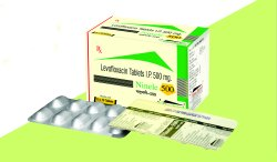 Levofloxacin 500mg,Lactic Acid bacillus 2.5ms