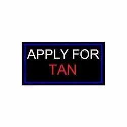 Pan Card Online TAN Registration Service, India