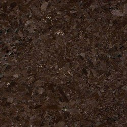 Glossy Brown Granite, for Countertops, Thickness: 5-10 mm