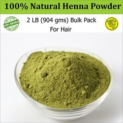 Iso Certified Henna Powder