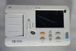 Meastros MR-300 Ecg Machine, Digital, Number Of Channels: 3 Channels