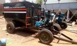 Trector Mounted Emulsion Sprayer