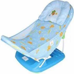 Blue Baby Bath Seat