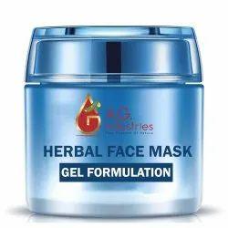 Herbal Face Mask - Gel Formulation, For Parlor
