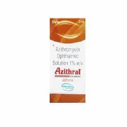 Azithromycin Eye Drops