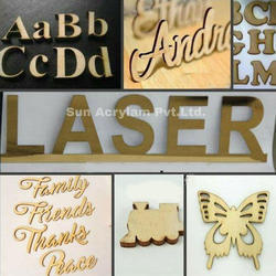 Handicrafted Laser Cutting Service