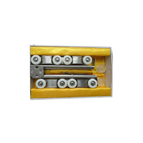 Plastic Sliding Door Rollers Set, Rs 360 /set, Balaji Traders | ID on