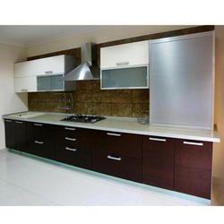Customized Modular Kitchen
