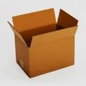 Rectangle Plain Corrugated Packaging Box, For Packaging Purpose