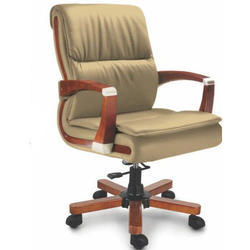 SPS-114 CEO Low Back Leather Chair