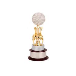 Designer Globe Trophy