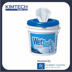 Kimtech Wipers For The Wettask