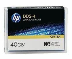 HP DDS4 Data Cartridge