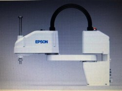 EPSON Mild Steel SCARA Robot, For Pick, Fully Automatic