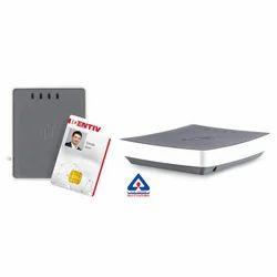 Dual Interface Smart Card Reader