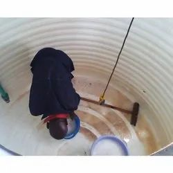 Water Tank Cleaning Services, Client Side