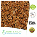 Flax Seeds, For Human Consumption