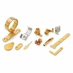 Brass & Copper Sheet Cutting Parts
