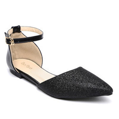 a961f5b41 Black Women Designer Ladies Flat Sandals