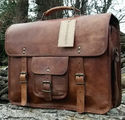 Leather Messenger Bag. Leather Laptop Bag, Leather Office Bag, Vintage Leather Bag, Leather Bags