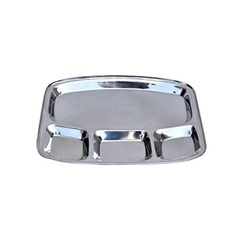 Silver Dosa Plate, For Dosa Serving , Packaging Type: Packet