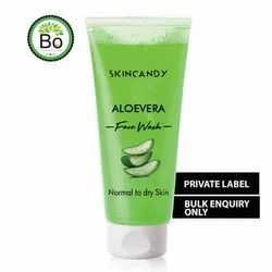 Aloe Vera Face Wash, For Personal, Packaging Size: 50 Ml - 250 Ml