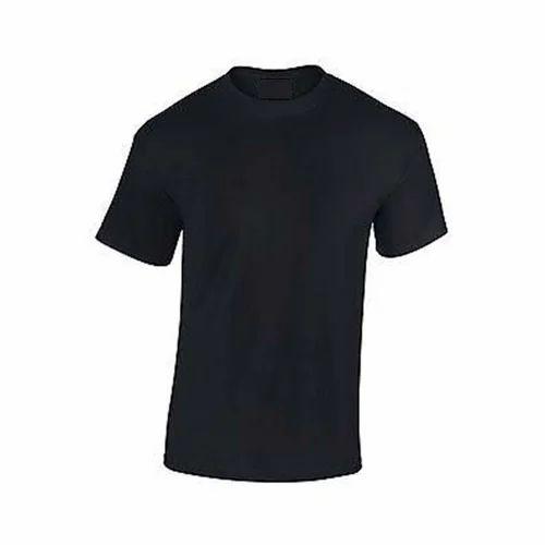 Medium Extra Large Blacktee Short-Sleeve Mens Tshirt Large Small