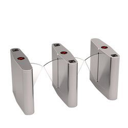 Automatic Retractable Flap Barrier