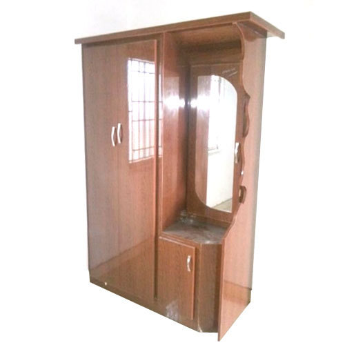 Wardrobe cum Dressing Table, Size/Dimension: 7 * 4.5 Feet