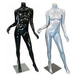 Glossy Display Mannequins